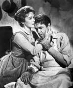 Vera Miles with James Stewart The Man Who Shot Liberty Valence