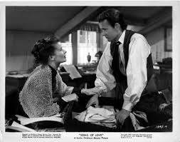 images song of love robert Walker k Hepburn