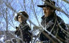 Images The Searchers snow one