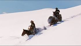 Images The Searchers snow two